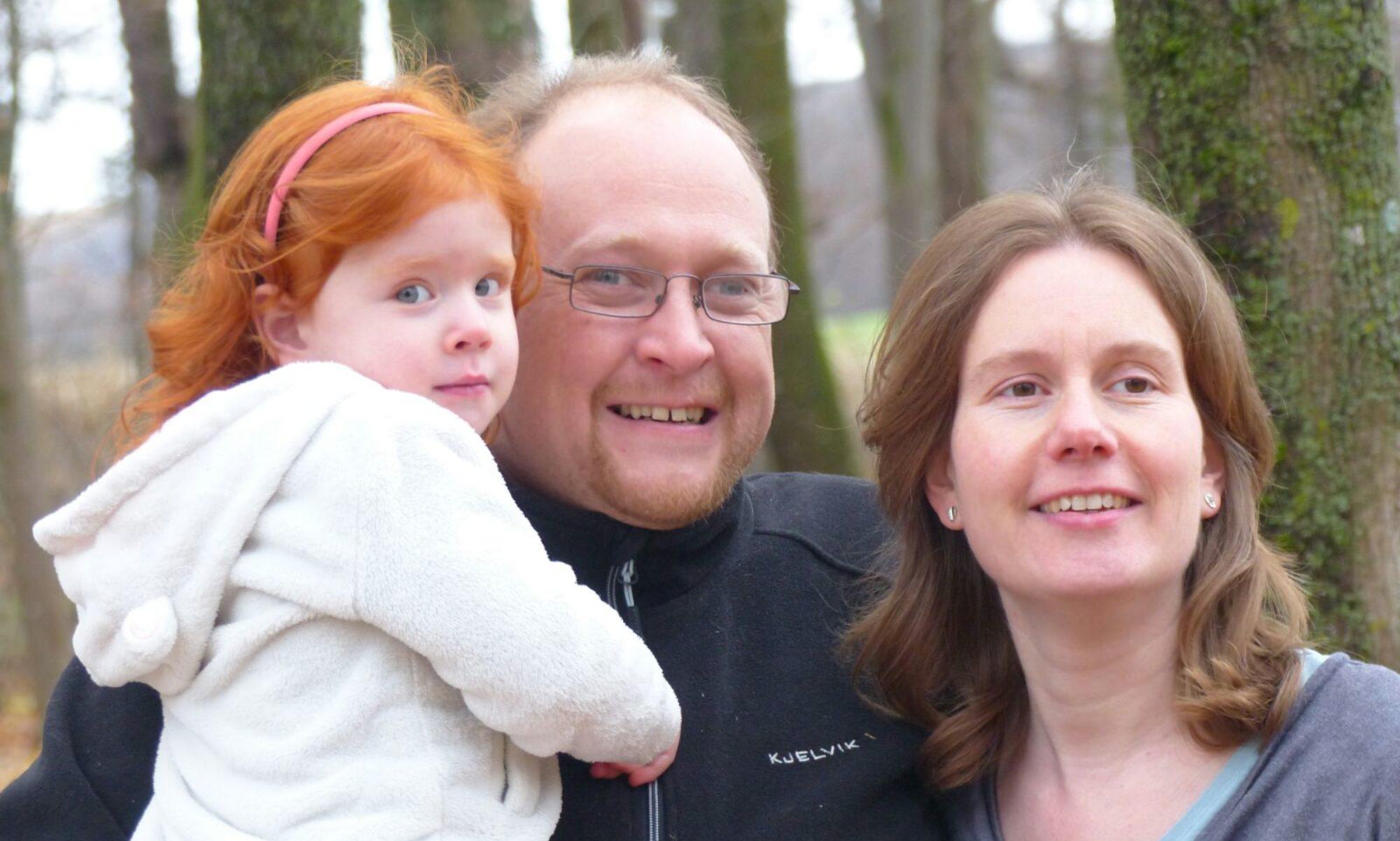 Erwin, Ruth en Rebecca